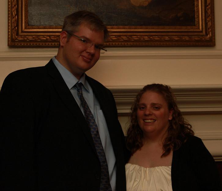 Jon & Sarah on 12/30/2011